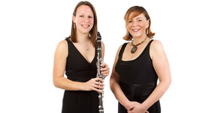 Sarah Douglas and Elspeth Wilkes Duo