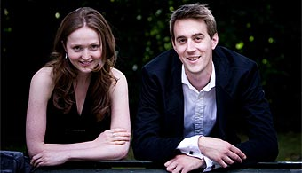 Anna Cashell and Simon Watterton