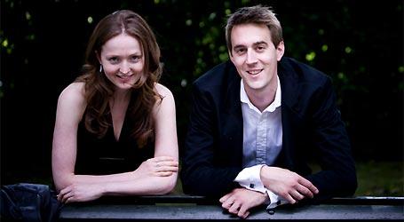 Anna Cashell and Simon Watterton