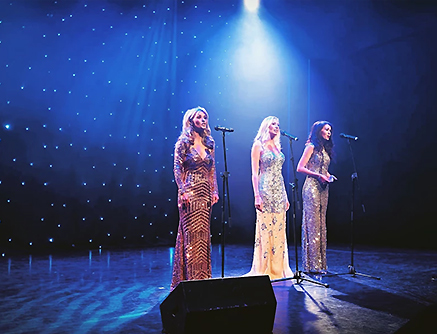Athena trio live in concert