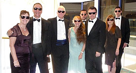 Easy Street Band on formal night