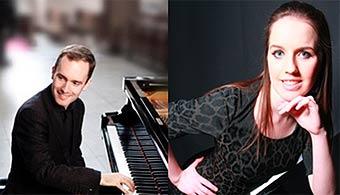 Simon Callaghan and Cliodna Shanahan