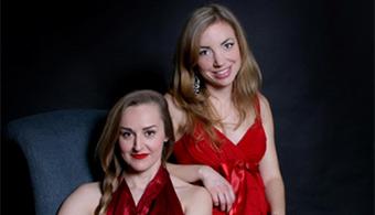 Rosie Reed & Sarah Kershaw The Damask Duo