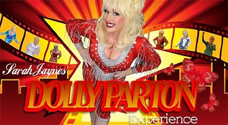 Sarah Jayne's Dolly Parton Experience