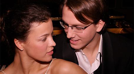 Stefan Ciric and Ksenija Sidorova